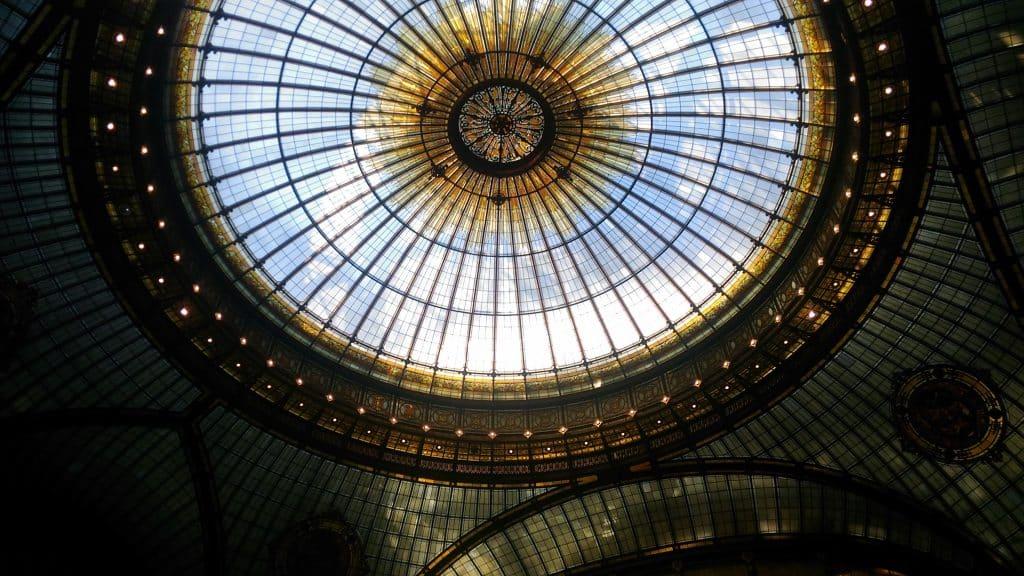 Foto Kuppel Société Générale