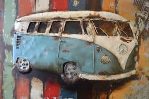 Verkaufen Frankreich - Volkswagen alter Bus