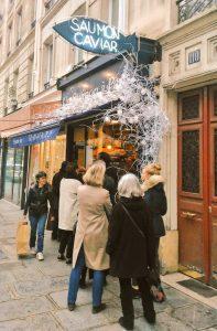 Feinkostladen Frankreich