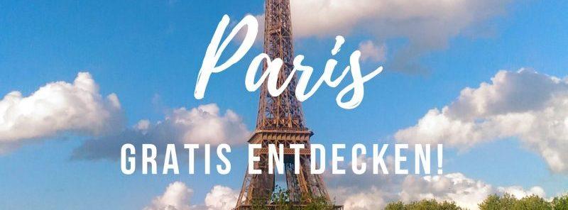 Paris Gratis besichtigen