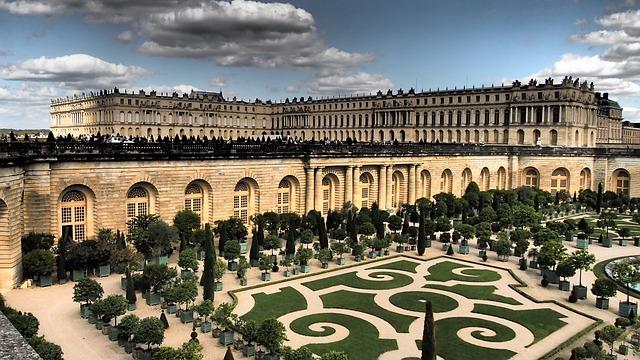 Versailles - Schloss und Gärten