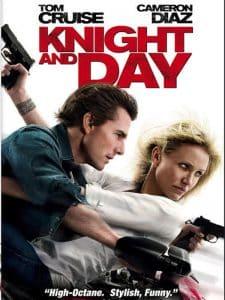 Knight day Französische Filmtitel