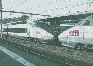 SNCF TGV Frankreich