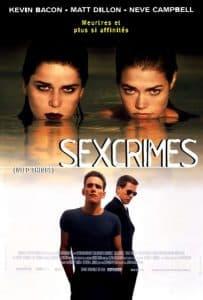 Sexcrimes Französische Filmtitel