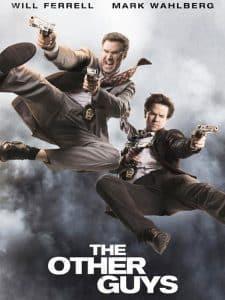 The other guys Französische Filmtitel