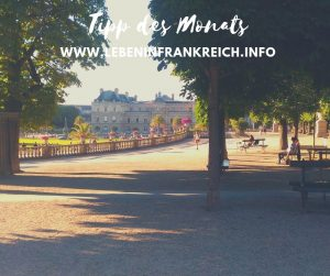 Paris: Jardin du Luxembourg