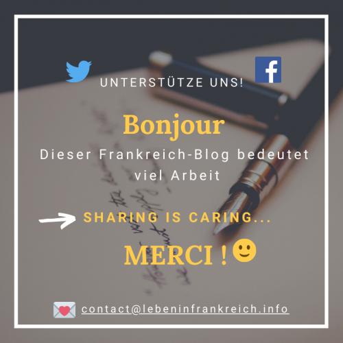 Unterztütze den Frankreich-Blog auf Facebook