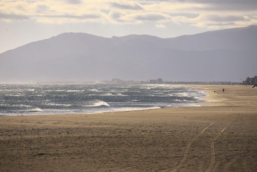 Canet Strand Südfrankreich
