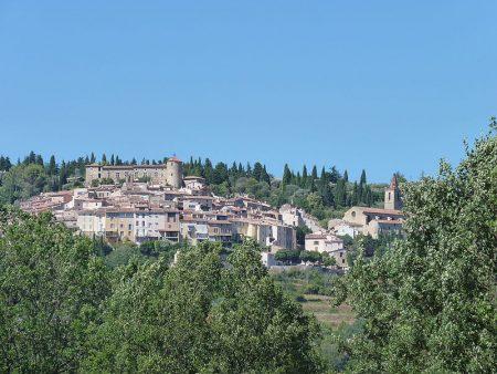 Callian Frankreich Süden