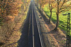 Frankreich Zugstrecke