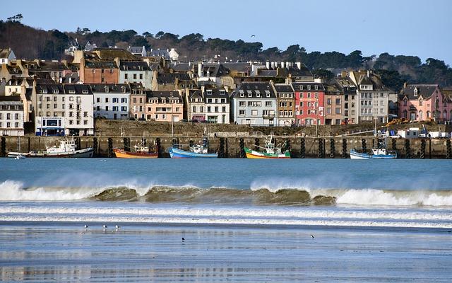 Das perfekte Ferienhaus in der Bretagne mieten und die Gegend entdecken